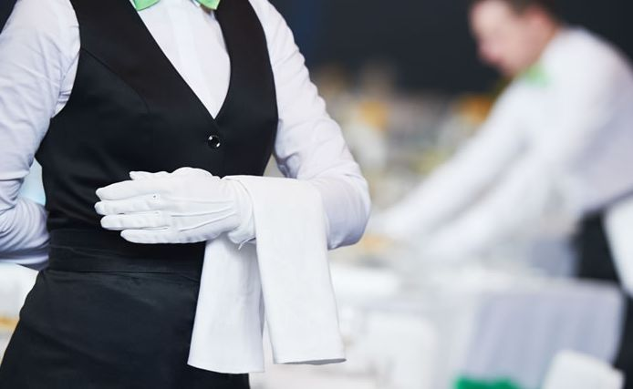 Dans l'hôtellerie, le métier de maître d'hôtel